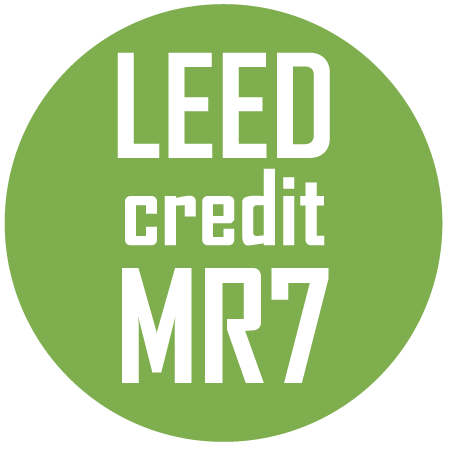 Flooring Qulifies for MRc7 Leed Credit